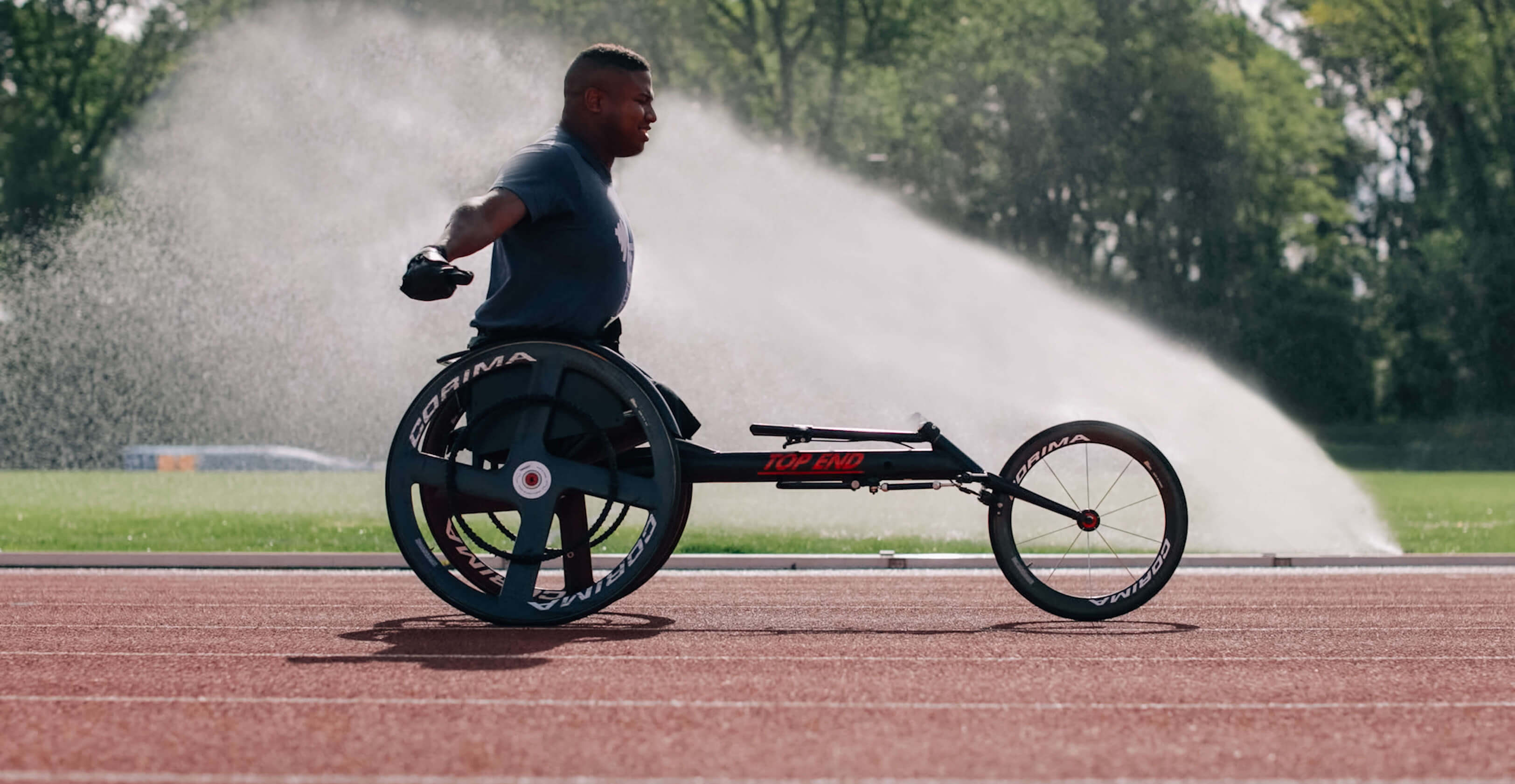 Ryan Major - Catch a Lift Fund, Paralympic Athlete