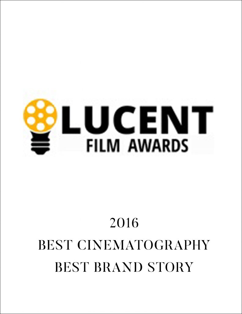 The Lucent Awards celebrate the spirit of independent storytelling and were held in conjunction with the annual event In[Focus]. This is a yearly conference bringing together some of the most relevant filmmakers in the US to grow, learn, and be challenged and inspired by one another.
