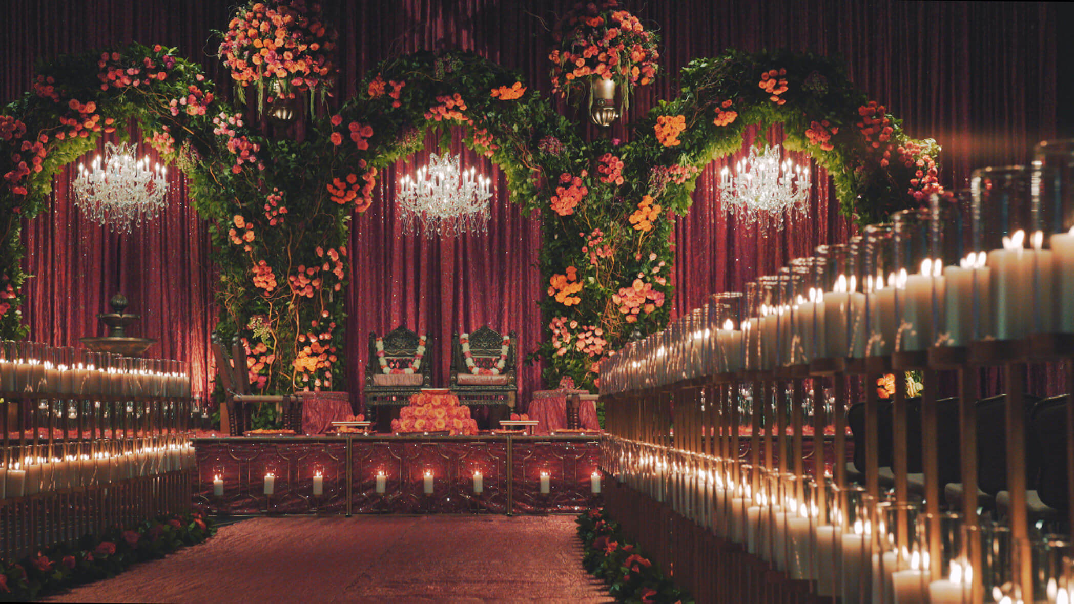 Indian Wedding Ceremony Space